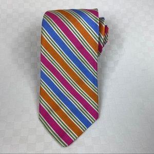 Robert Talbott Silk Mens Necktie